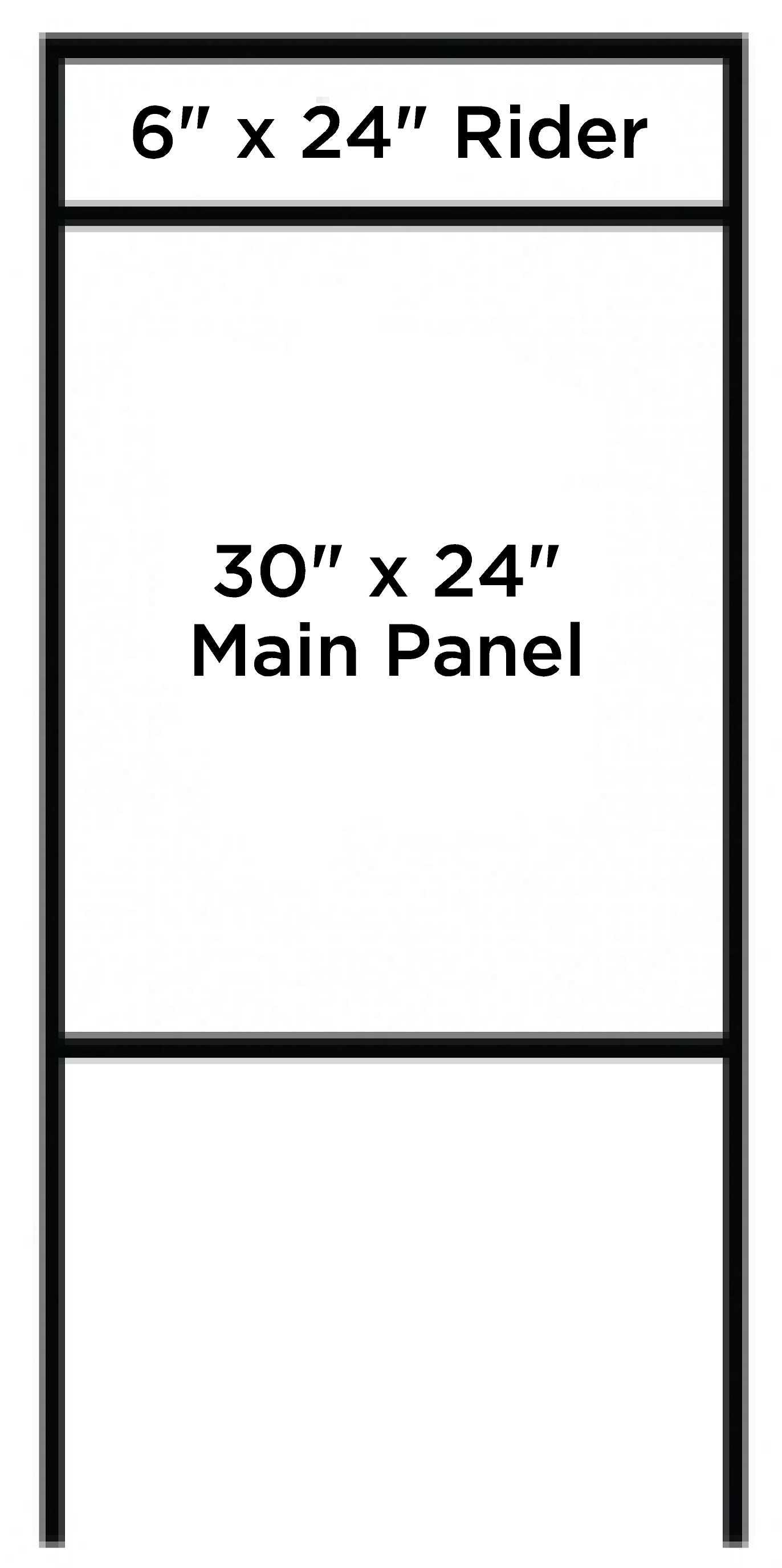 30 x 24 frame remax